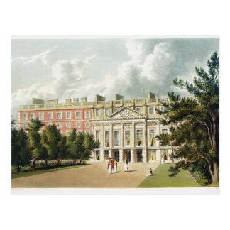 Palácio do Hampton Court, 'da história do Roy Cartão Postal