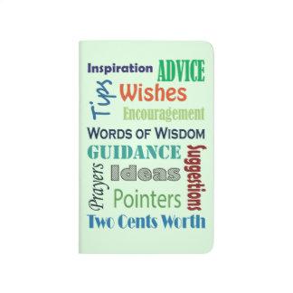 Palavras da graduação da sabedoria do conselho