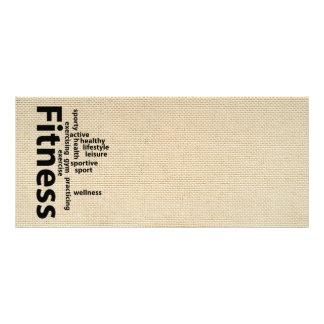 Palavras da malhação 10.16 x 22.86cm panfleto