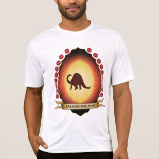 Paleontologia Mandorla Camisetas