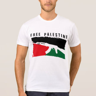Palestina livre t-shirt