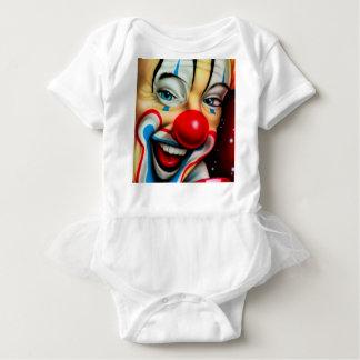 Palhaço Body Para Bebê