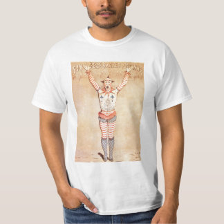 Palhaço de circo tshirts