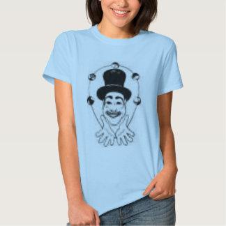 palhaço de mnanipulação t-shirt