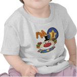 Palhaço do primeiro aniversario camiseta