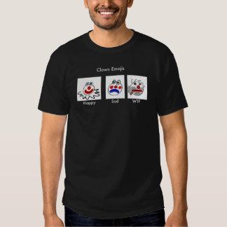 Palhaço Emojis Tshirt