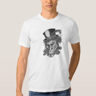 Palhaço Macabro T-shirts