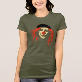 Palhaço rebelde camiseta