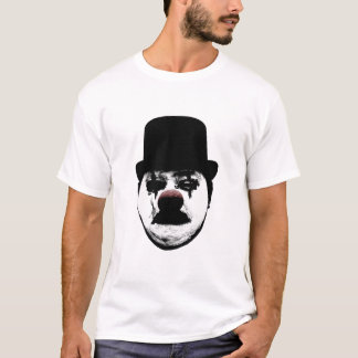 Palhaço triste tshirts