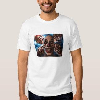 Palhaços maus t-shirt
