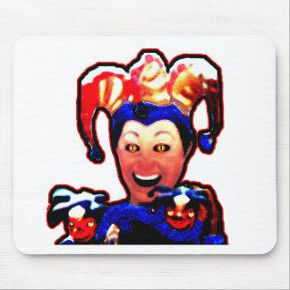 Palhaços os presentes de Zazzle do MUSEU Mousepad