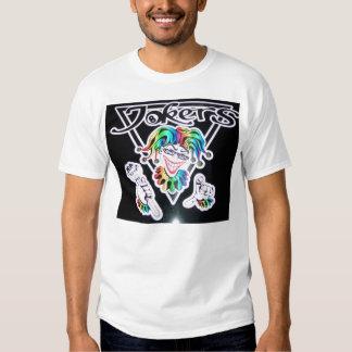 palhaços t-shirt