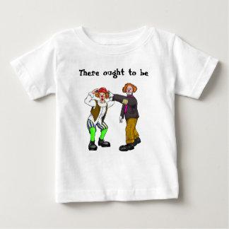 Palhaços T-shirts