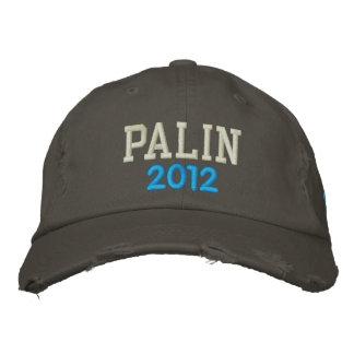 PALIN 2012 - personalizado - personalizado Bonés Bordados