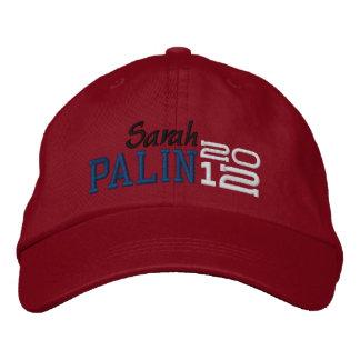 Palin vinte doze 2012 boné