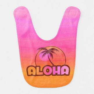 Palma do rosa Aloha Babador