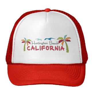 Palmas de Huntington Beach Califórnia Boné