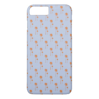 Palmas do perto do oceano capa iPhone 8 plus/7 plus