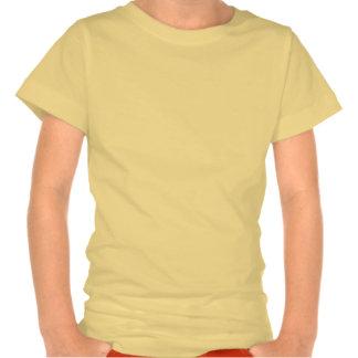 Palmeira amarela da faísca tshirts