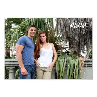 Palmeira do casal dos jovens convites
