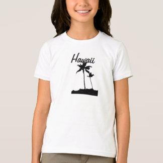 Palmeiras de Havaí Camiseta
