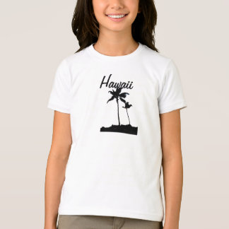 Palmeiras de Havaí T-shirt