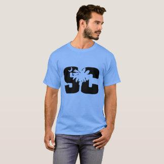 Palmetto do SC South Carolina Camiseta