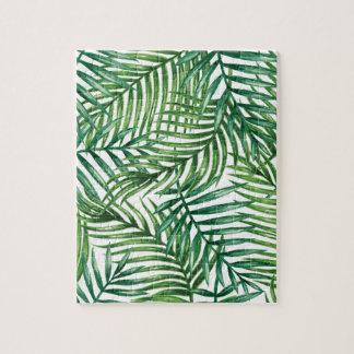 palmpattern02 quebra-cabeças