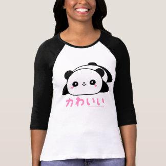Panda bonito de Kawaii T-shirts