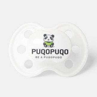 Panda chupeta para bebés