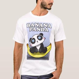 Panda da banana camiseta