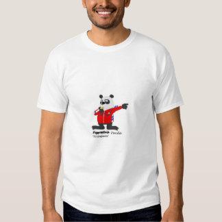 Panda da propaganda t-shirt