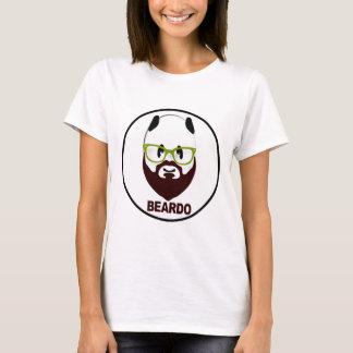 Panda de Beardo Camiseta