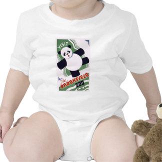 Panda do jardim zoológico de Brookfield Macacãozinho