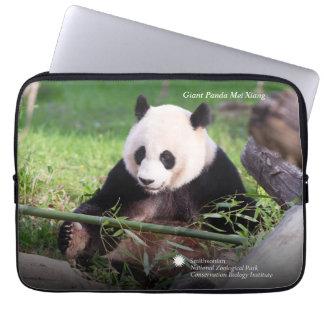 Panda gigante Mei Xiang Capa De Notebook