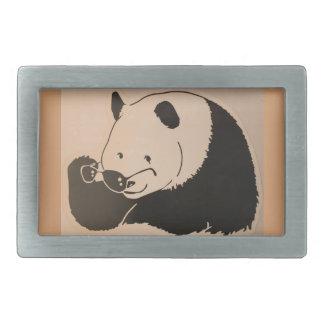 Panda legal com máscaras