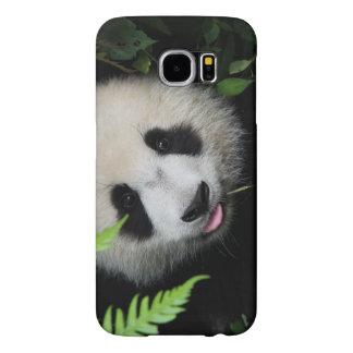 Panda no selvagem capa para samsung galaxy s6