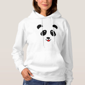 Panda pequena bonito moletom