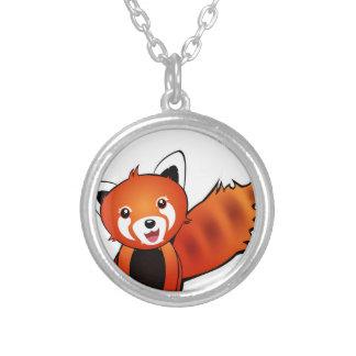 Panda Vermelho Bijuteria