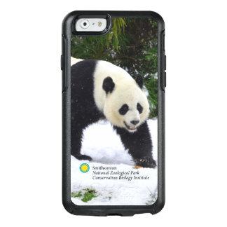 Pandas gigantes de Smithsonian | na neve