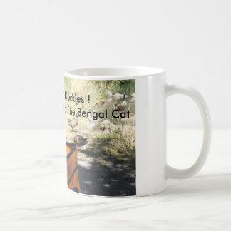 Pandora a caneca de Bengal Duckie
