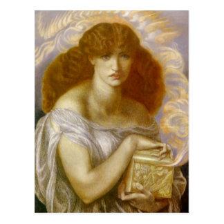 Pandora abre a caixa do ouro cartão postal