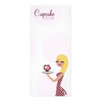 Panfleto 311 Candie o louro de Cutie do cupcake