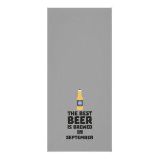 Panfleto A melhor cerveja é em setembro Z40jz fabricado