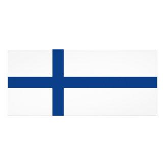 Panfleto Bandeira de Finlandia