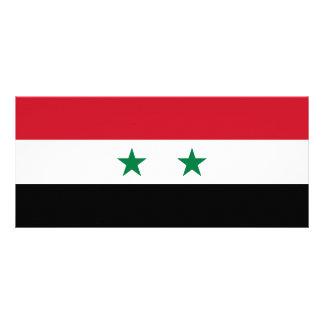 Panfleto Bandeira de Syria