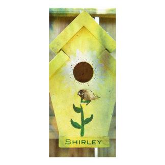 Panfleto Birdhouse por Shirley Taylor