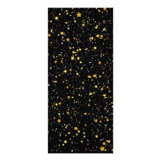 Panfleto Brilho Stars3 - Preto do ouro