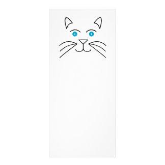 Panfleto Cara do gato