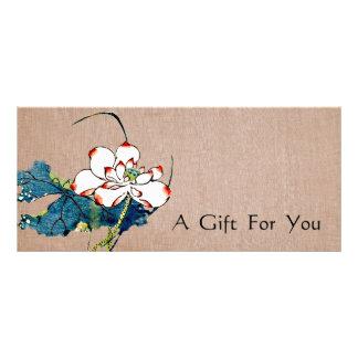 Panfleto Certificado de presente do terapeuta da massagem